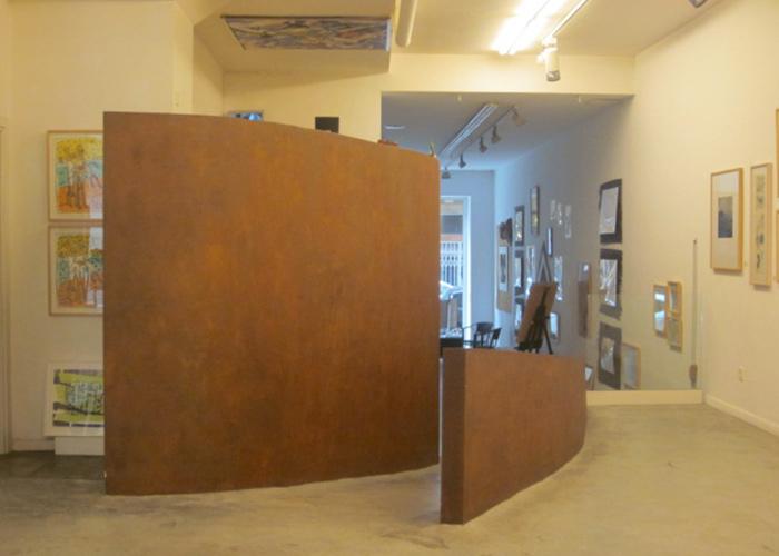 Interieur Galerie Arteko San Sebastian